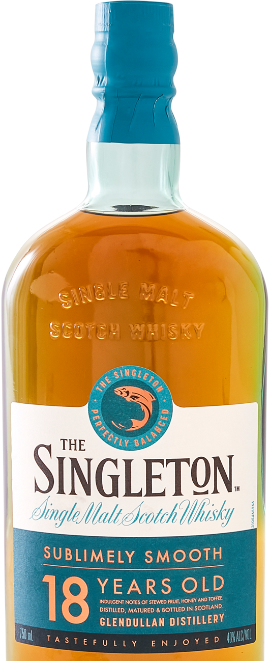 The Singleton 18 Years of Age Whisky - Glendullan Single Malt Scotch Whisky