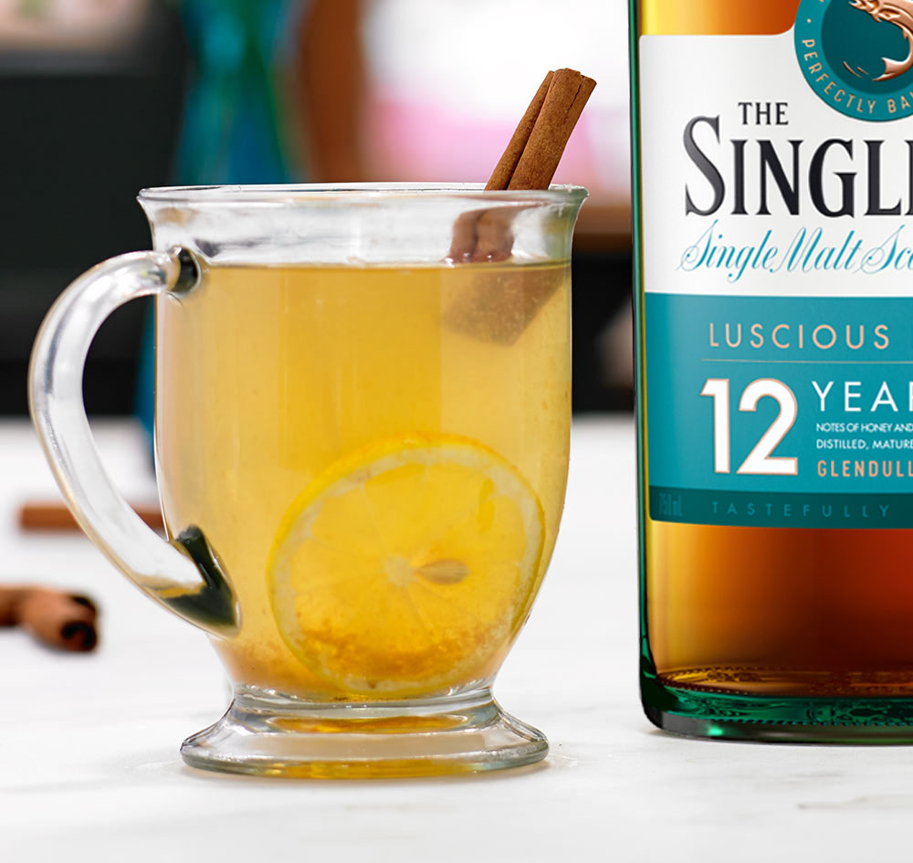 Singleton Hot Toddy Whisky Cocktail Mix Drink