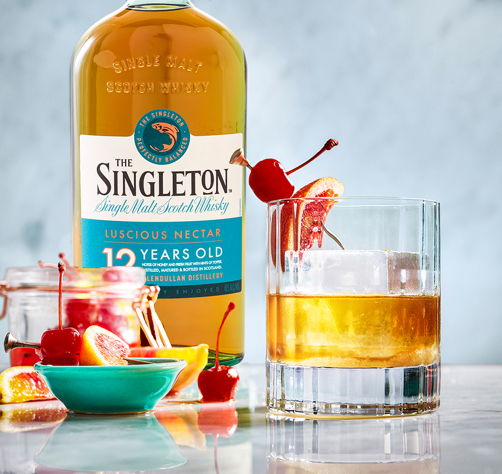 Singleton Old-Fashioned